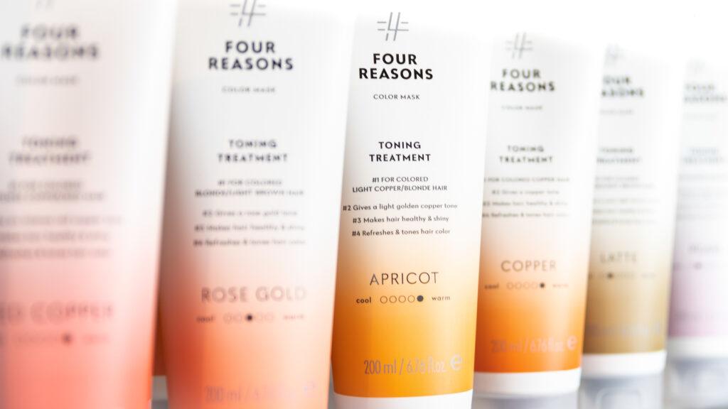 Productlijn Four Reasons